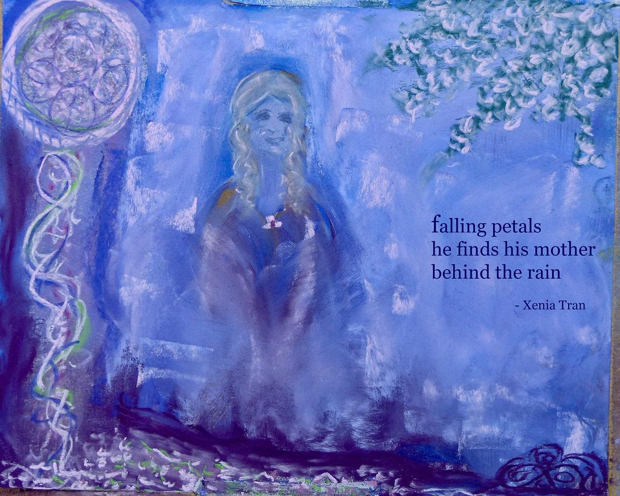 Haiku: Falling Petals