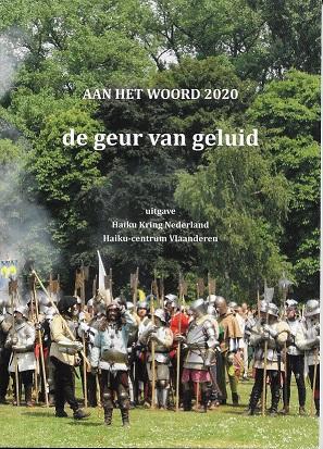 book cover for Aan het Woord 2020
