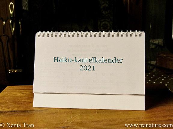 Haiku kantelkalender 2021